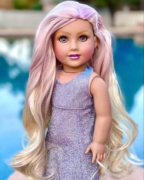 """Katie in Sunkissed Blonde 11"""""""