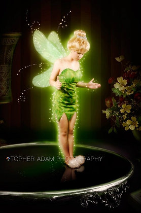 Tinkerbell G Costume Fairy Adult