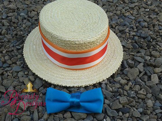 Bert Jolly Holiday Mary Poppins Men's Hat & Bowtie