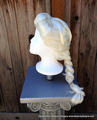 Elsa Budget Wig
