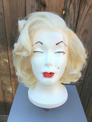 Marilyn Monroe Inspired Couture Pro Lace Front Wig