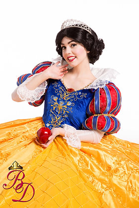 "Fantasy Snow White ""Queen Snow"" Adult Costume"