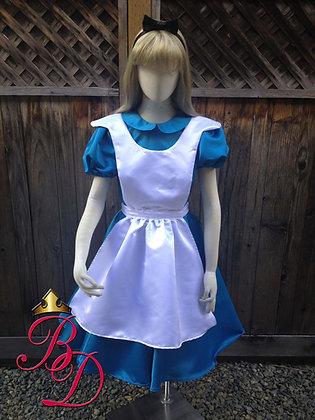 Alice in Wonderland Version C