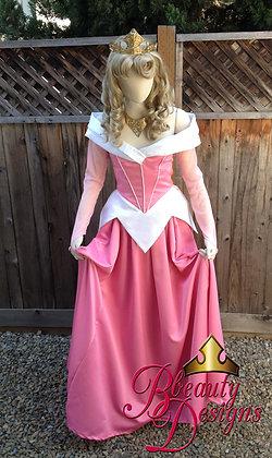 Sleeping Beauty 2013 Budget Version Adult Costume