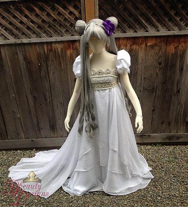 Princess Serenity Sailor Moon Rhinestone Costume