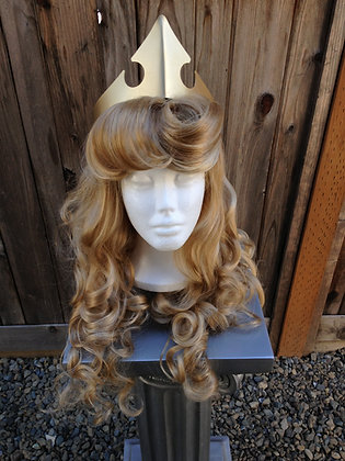 Sleeping Beauty v2 Princess Wig Couture Styled