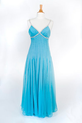 "Ginger Rogers ""Never Gonna Dance"" Dress"