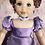Thumbnail: Philipa Featherington Purple Rose Regency Outfit