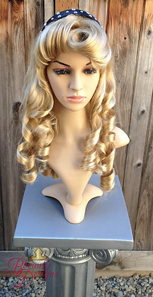 Briar Rose Inspired Sleeping Beauty Wig