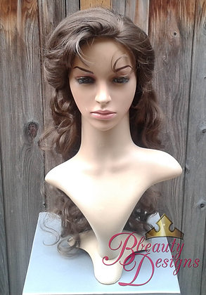 Jane from Tarzan Wig Screen Quality Custom Couture