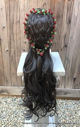Romantic Rennaissance Lady Lace Front Wig