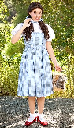 Dorothy Wizard of Oz Costume Women's Adult
