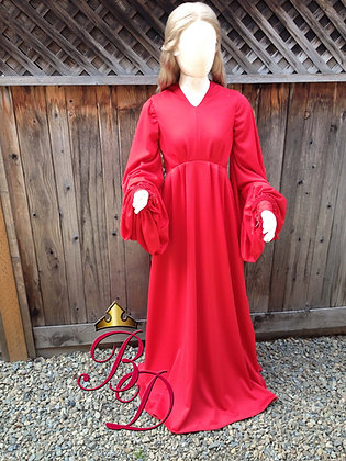 Buttercup's Fire Swamp Dress Princess Bride