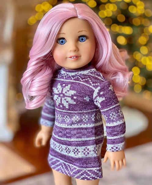 """Kiki in Petal Pink 11"""""""