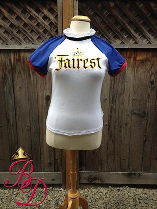 Evie Raglan Fairest Shirt Inspired Descendents