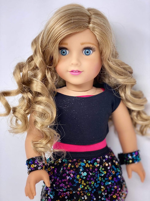 SERENA in Blonde Mix