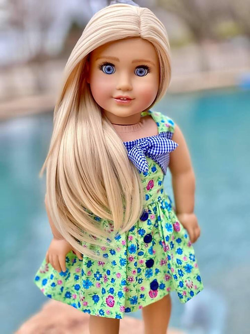 "Abigail in Champagne Blonde 11"""