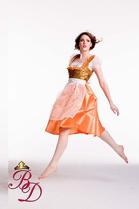 "German Dirndl  ""Dahlia"" Costume"