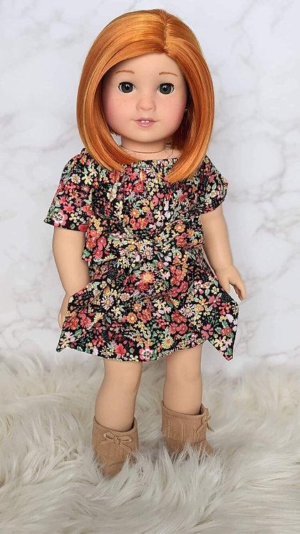 """Millie in Pumpkin Spice 11"""""""
