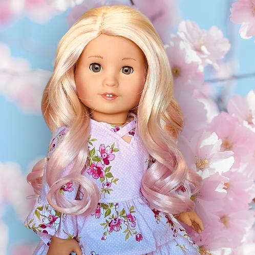 """Katie in Blonde Blush 11"""""""