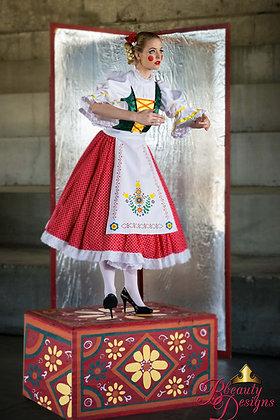 Custom Truly Scrumptious Bavarian German Costume