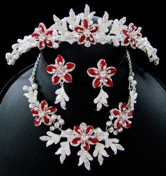 Lilo & Stitch Hawaiian Inspired Jewelry Set