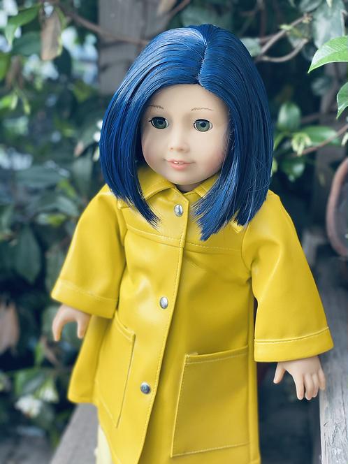 "Millie in Raven Blue 11"""
