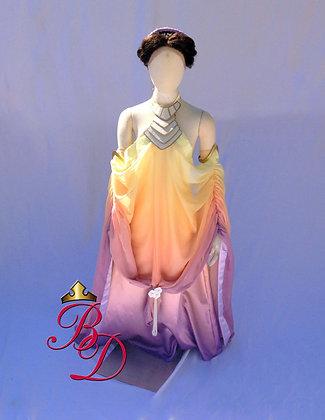 Padme Lake Dress Star Wars Costume