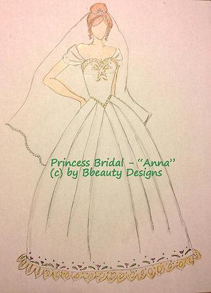 Princess Bridal Anna Preview