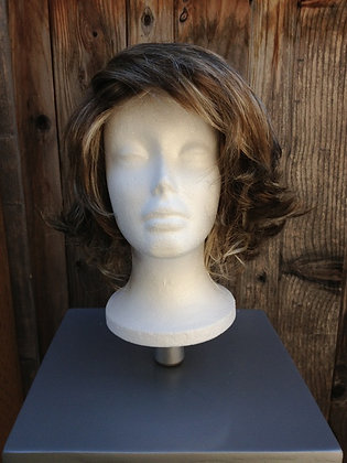Resident Evil Wig Custom Cut and Styled