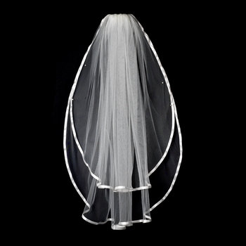 Alice in Wonderland Bridal Veil