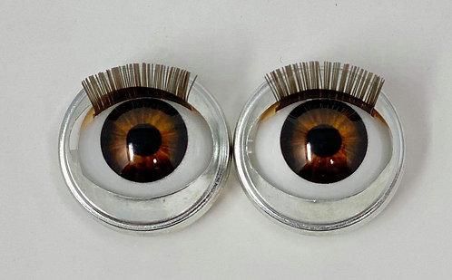 Premium Eyes Coffee Brown