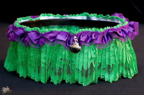 Little Mermaid Inspired Garter