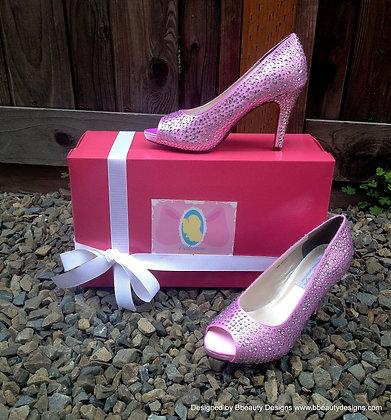 Original Princess Celestine Bridal Shoes Heels