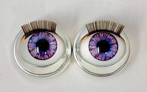 Premium Eyes Purple Mermaid