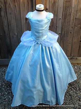 Cinderella M Baby Ballgown Dress Gown Girl's Child