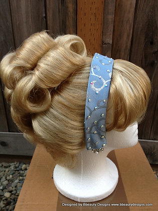 Cinderella Park Fancy Princess Wig Classic Version