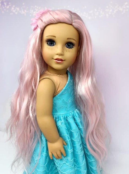 "Guinevere in Petal Pink 11"""