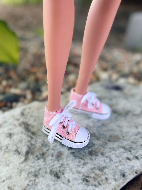 Sneakers in Light Pink for 1/3 BJD Smart Doll