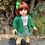 "Thumbnail: Zoey in Auburn 11.5"""