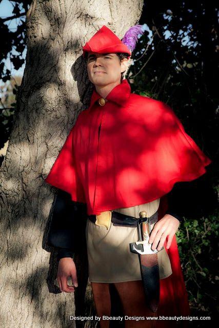 Custom Cotton Peasant Men's Hat