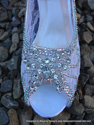 Build a Shoe Custom Bridal Shoes