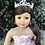 Thumbnail: Pink Blossom Couture Beaded Gown