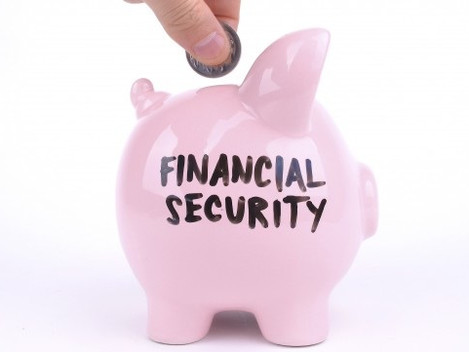 Six Principles to Personal Financial Security