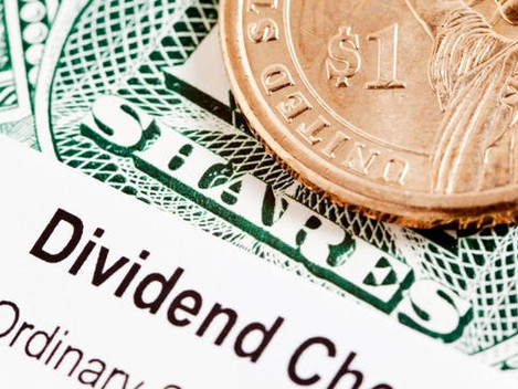The First Rule of Dividend Investing