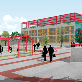 """Propuesta PDD: Concurso """"Parque del Deporte"""""""