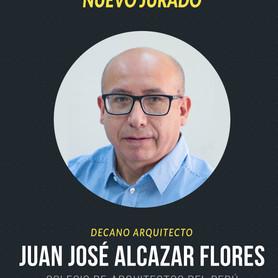 Decano Nacional del Colegio de Arquitectos participará como Jurado