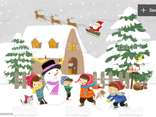 Merry illustrations for this Holiday Season!