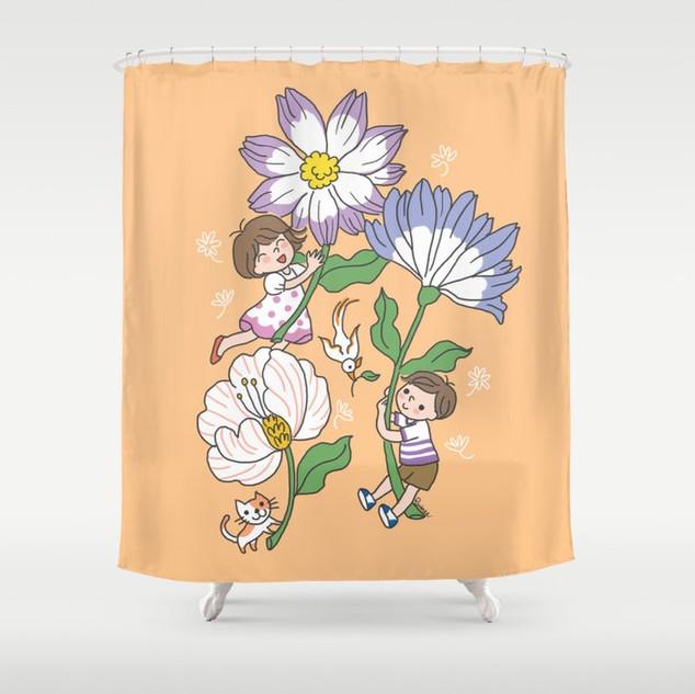 merry-flowers-kid-art-illustration306507