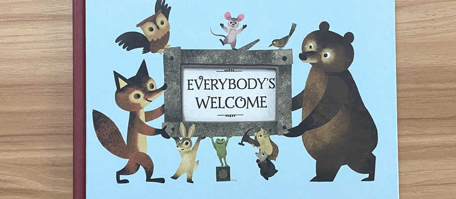 Picture book I love : Everybody's Welcome
